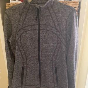 Lululemon Define Jacket Space Grey Size 12